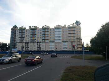 Общий вид на Дом на Крикковском шоссе